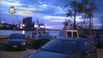 Ancona - Maxi sequestro di droga al porto (05.06.12)