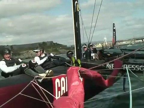 Team Boat Footage: Best of Emirates Team