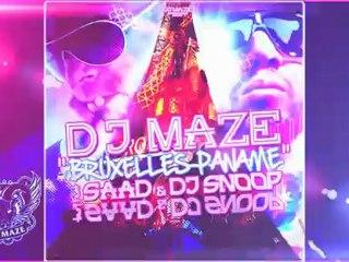 DJ MAZE BRUXELLES PANAME INSTRU