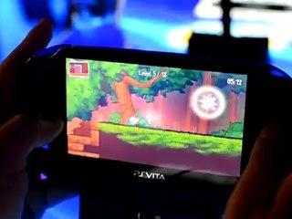 E3 Gameplay off-screen de Snapshot