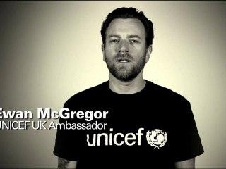 Ewan McGregor soutient l'action de l'Unicef au Sahel