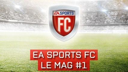 EA SPORTS FC le Mag 1