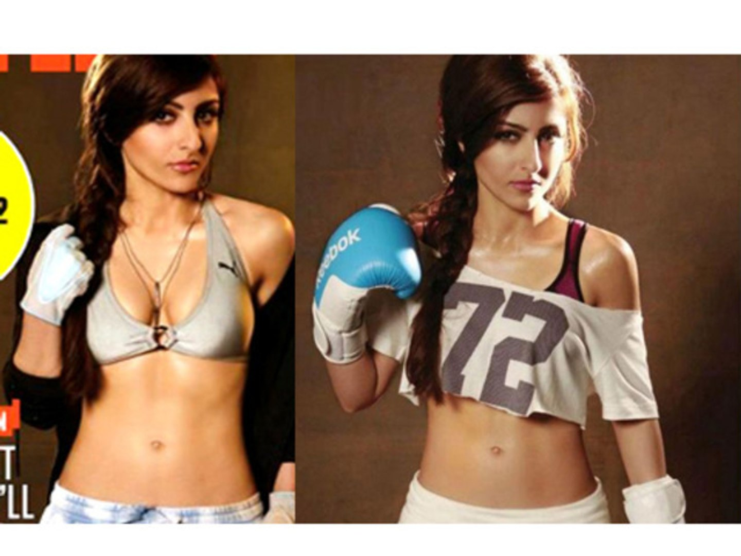 Sexy Soha Ali Khan Shows Off Her Hot Abs - Bollywood Hot