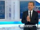 Soirée législatives sur France 3 pays de la Loire, bande annonce