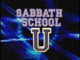 Sabbath School University - The God of Grace and Judgment