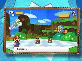 Trailer E3 2012 de Paper Mario : Sticker Stars