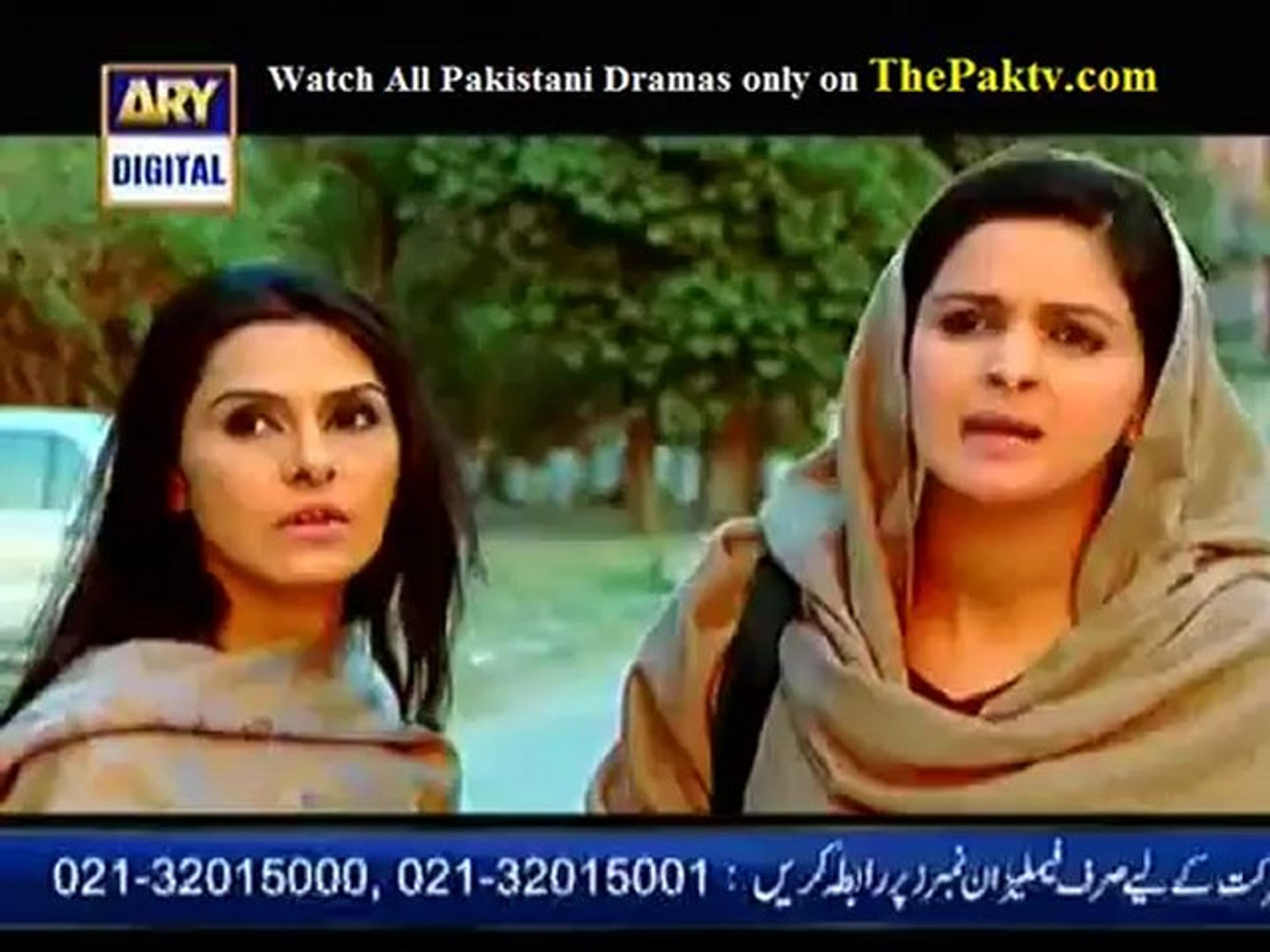 Thakan Episode 5 By Ary Digital - Part 1/2