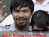 watch Timothy Bradley vs Manny Pacquiao Boxing Match Online