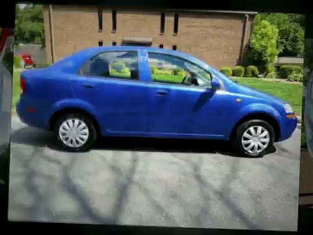 Chevy Aveo For Sale, Used Chevy