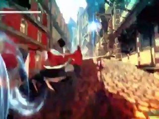 E3 2012 Demo Stream de DmC Devil May Cry