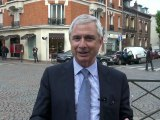 Appel au vote de Claude Bartolone - 1er tour des législatives 2012