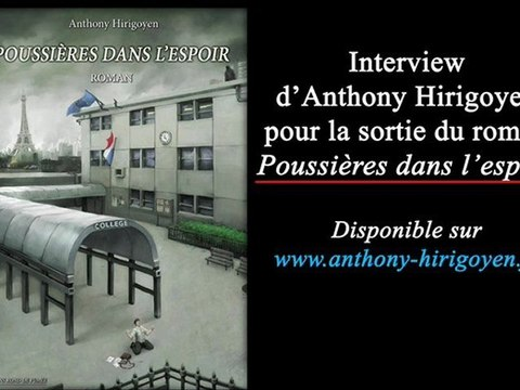 Interview d'Anthony Hirigoyen sur les manipulations médiatiques