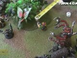 Orks vs Orks Waaagh! Batrep Battle Missions Death Worlds Part 6/7