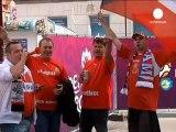 Euro 2012: fischio di inizio con Polonia-Grecia