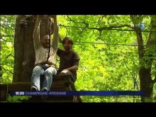 LE CHENE PERCHE - Emission Ici et pas ailleurs - FR3 - 06-06-2012