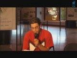 Max Freestyler live webtv congrès ethnobiologie