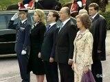El presidente ruso Dmitri Medvédev en España por visita ofic