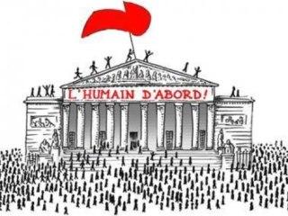 Du rouge à l'Assemblée Nationale