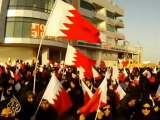 Bahrain protesters face continued crackdown