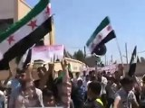 Syria فري برس ريف حلب كفرنايا ثوار وتجار يد بيد نحو الانتصار 8 6 2012  ج2 Aleppo