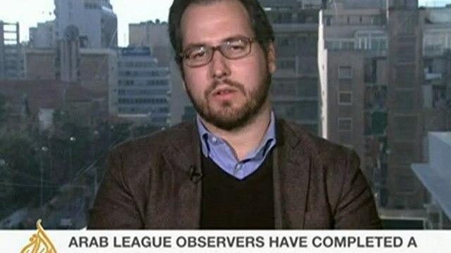 Human Rights Watch's Nadim Houry speaks to Al Jazeera