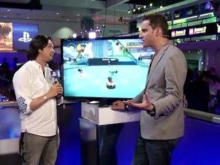 E3 2012 de LittleBigPlanet Karting