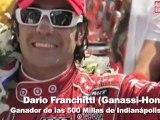 Video: Autobild.es en las 500 Millas de Indianápolis 2012