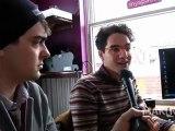 """Safdie bros. and Ronald Bronstein talk """"Daddy Longlegs"""""""