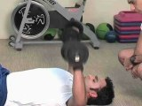 Total Upper Body Dumbbell Workout