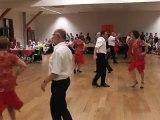 gala  2012  - danses à deux à Douarnenez -  couples - cha cha