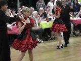 gala  2012  - danses à deux à Douarnenez -  adultes confirmés -  tango-flamenco