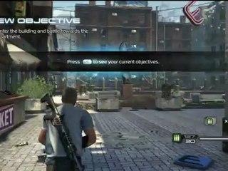 Opening gameplay part 2 de Inversion