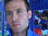 Equipe de France - France - Angleterre pour Yohan Cabaye