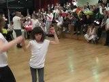 gala  2012  - danses à deux à douarnenez -  enfants niveau 2 -  rock