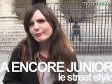 Léa Encore Junior - Le Street Style