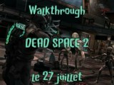 (WT) Dead space 2 - épisode trailer (HD)