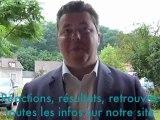 Législatives 2012 - Oise (7ème) : Edouard Courtial (UMP) en tête au 1er tour