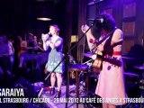 Ami Saraiya au Café des Anges - Festival Strasbourg / Chicago