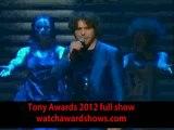Neil Patrick Harris Spiderman Tony Awards 2012