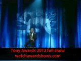 Neil Patrick Harris ending Tony Awards 2012