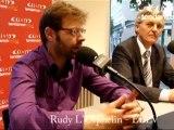 Législatives 2012 : la réaction de Rudy L'Orphelin - EELV