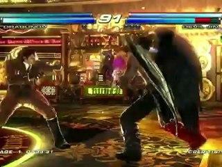 Interview Sony E3 2012 de Tekken Tag Tournament 2