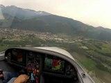 Vol en Dynamic WT9 - Massif de Belledonne - Grenoble