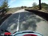 Monster on a Volcano - Ducati Monster 1100 EVO