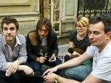 Boum Bang // INTERVIEW Part I // Le Chapon Rouge // 30 Mai 2012 // 75003