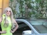 Lady Gaga a souffert d'une commotion pendant un concert