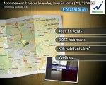 Appartement 2 pièces à vendre, Jouy En Josas (78), 220000€