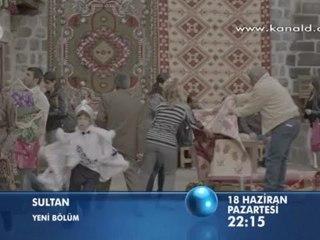 Sultan 3.Bölüm 18 Haziran 2012