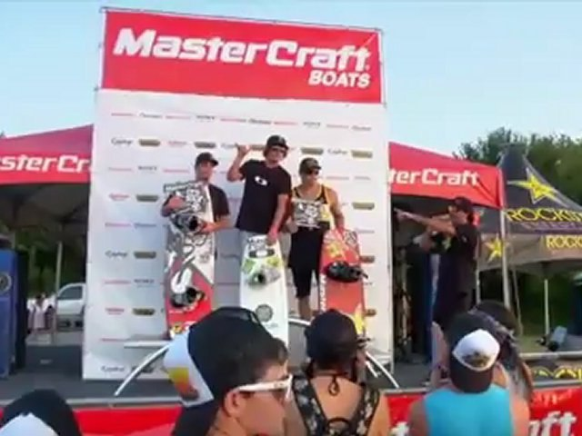 Harley Clifford 2012 Pro Wakeboard Tour #2