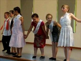 Saint Martin Sur Ecaillon, 10 juin 2012, 1er gala de danse organisé par Fit dance - 1ère partie